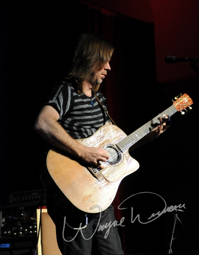Live concert photography of All Star Guitar Night at Hilton Anaheim in Anaheim, CA by Wayne Dennon © Dennon Photography
