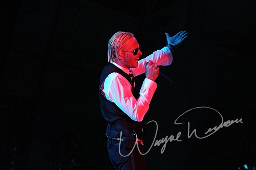 Live concert photography of Stone Temple Pilots at Columbus Crew Stadium in Columbus, OH by Wayne Dennon © Dennon Photography