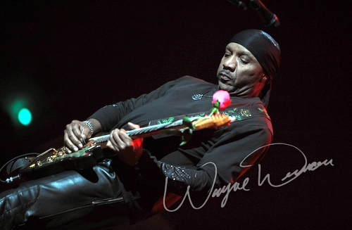 Live concert photography of Billy Cox at Taft Theatre in Cincinnati, OH by Wayne Dennon © Dennon Photography