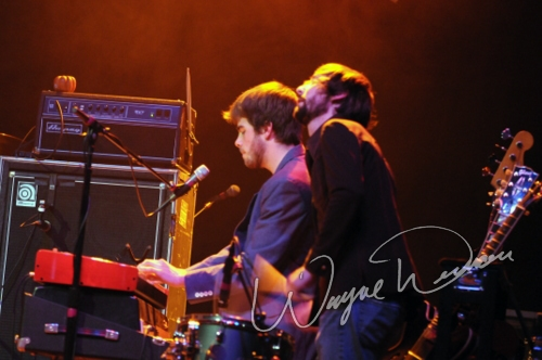 Live concert photography of Chamberlin at Madison Theater in Covington, KY by Wayne Dennon © Dennon Photography