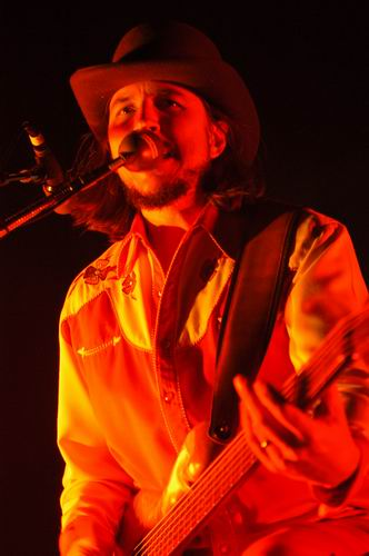 Live concerts photographs of Primus  at PromoWest Pavilion in Columbus, OH 11/11/2003 by Wayne Dennon © Dennon Photography