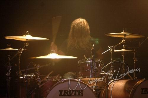 Live concert photography of As I Lay Dying at Jillian's in Louisville, KY by Wayne Dennon © Dennon Photography