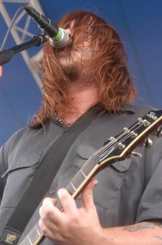 Live concert photography of Seether at Churchill Downs in Louisville, KY by Wayne Dennon © Dennon Photography