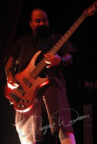 Live concert photography of Static X at Madison Theater in Covington, KY by Wayne Dennon © Dennon Photography