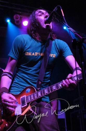 Live concert photography of Steriogram at PromoWest Pavilion in Columbus, OH by Wayne Dennon © Dennon Photography