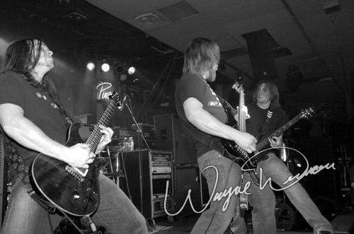 Live concert photography of Submersed at Piere's in Fort Wayne, IN by Wayne Dennon © Dennon Photography