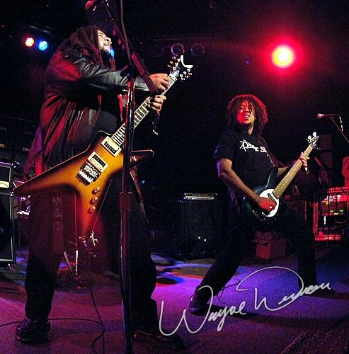 Live concert photography of Orange Sky at The Music Mill in Indianapolis, IN by Wayne Dennon © Dennon Photography