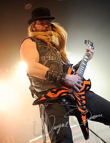Live concerts photographs of Black Label Society  at Madison Theater in Covington, KY 03/29/2009 by Wayne Dennon © Dennon Photography