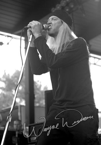 Live concert photography of Nevermore at Annie's in Cincinnati, OH by Wayne Dennon © Dennon Photography