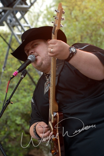 Live concerts photographs of Johnny Hiland  at Dallas Market Hall in Dallas, TX 04/22/2007 by Wayne Dennon © Dennon Photography
