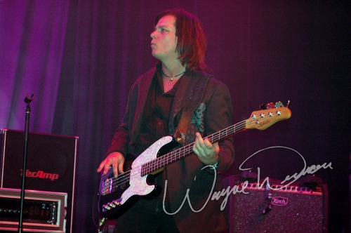 Live concert photography of Alex Grossi at NAMM Show 2006 in Anaheim, CA by Wayne Dennon © Dennon Photography