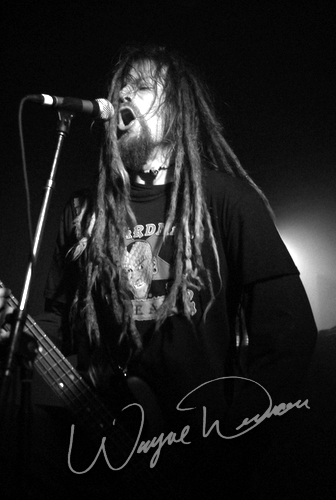 Live concert photography of Bloodsimple at Jillian's in Louisville, KY by Wayne Dennon © Dennon Photography