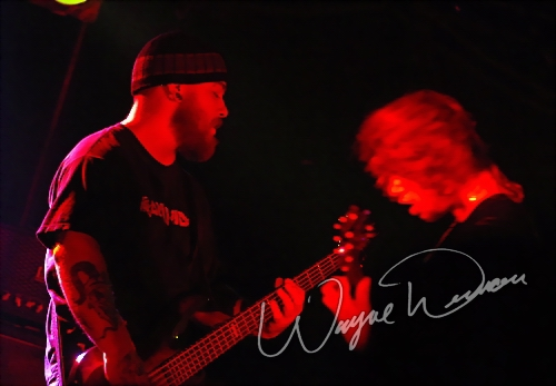 Live concert photography of Another Tragedy at Annie's in Cincinnati, OH by Wayne Dennon © Dennon Photography