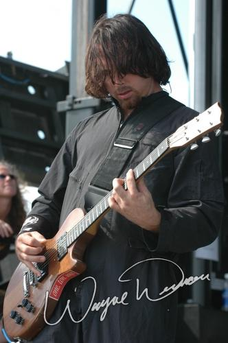 Live concert photography of Cold at X-Fest in Dayton, OH by Wayne Dennon © Dennon Photography