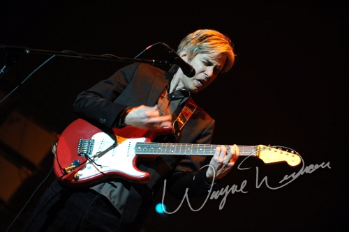 Live concert photography of Eric Johnson at Taft Theatre in Cincinnati, OH by Wayne Dennon © Dennon Photography