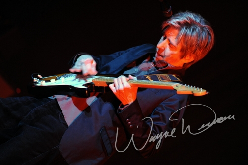 Live concerts photographs of Eric Johnson  at Taft Theatre in Cincinnati, OH 11/17/2010 by Wayne Dennon © Dennon Photography