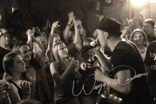 Live concert photography of Saving Abel at C Baby in Corinth, MS by Wayne Dennon © Dennon Photography