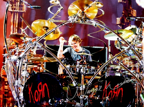 Live concerts photographs of Korn  at Riverbend Music Center in Cincinnati, OH 07/21/2010 by Wayne Dennon © Dennon Photography