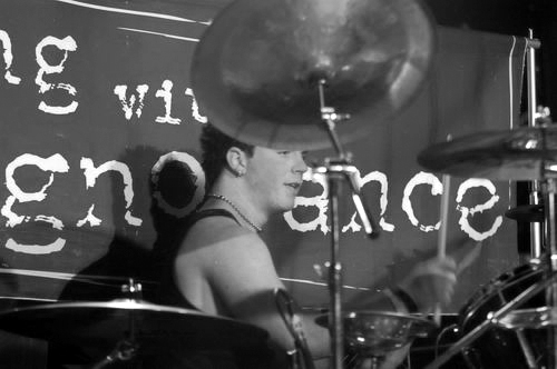 Live concert photography of Coping With Ignorance at Jillian's in Louisville, KY by Wayne Dennon © Dennon Photography