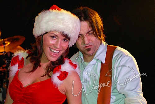 Live concerts photographs of Ugly  at Turfway Park in Florence, KY 12/20/2007 by Wayne Dennon © Dennon Photography