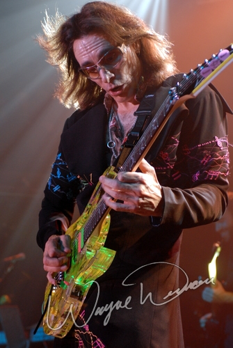 Live concerts photographs of Steve Vai  at The Fillmore NY @ Irving Plaza in New York, NY 09/25/2007 by Wayne Dennon © Dennon Photography