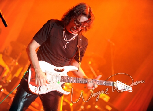 Live concerts photographs of Steve Vai  at Taft Theatre in Cincinnati, OH 11/17/2010 by Wayne Dennon © Dennon Photography