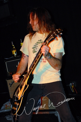 Live concert photography of Murder Junkies at Dirty Jacks in Cincinnati, OH by Wayne Dennon © Dennon Photography
