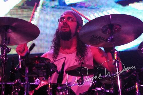 Live concert photography of Dream Theater at Agora Theater in Cleveland, OH by Wayne Dennon © Dennon Photography
