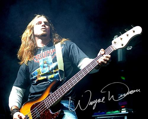 Live concert photography of Alter Bridge at Louisville Gardens in Louisville, KY by Wayne Dennon © Dennon Photography
