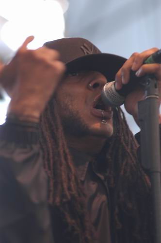 Live concert photography of Hed Pe at Tower City Ampitheater in Cleveland, OH by Wayne Dennon © Dennon Photography
